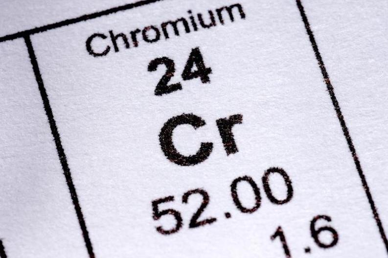 ¿Por qué es necesario el cromo para el organismo?