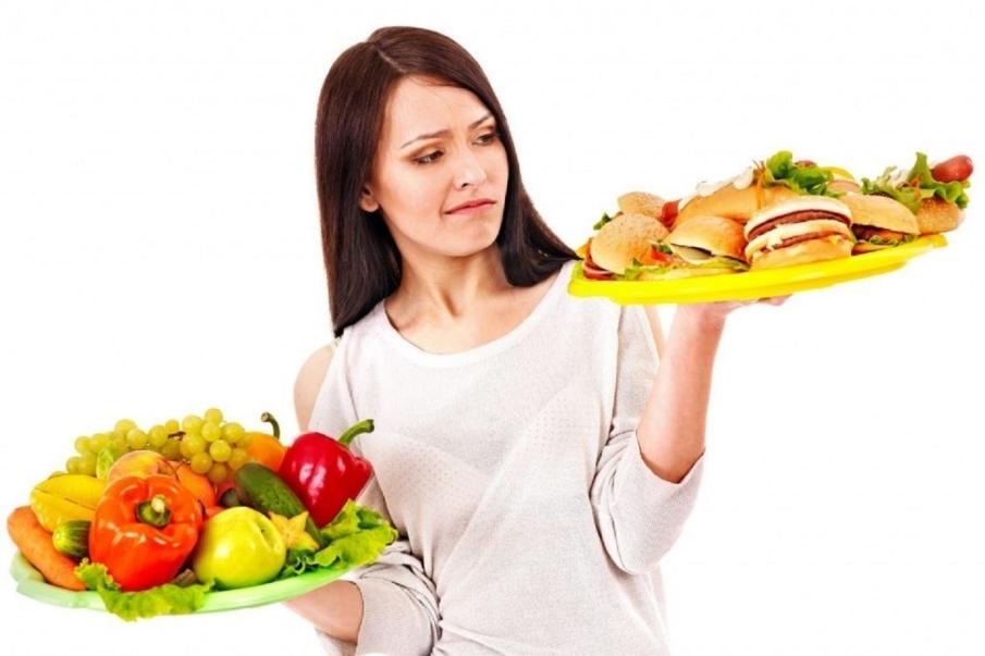 Principales situaciones erróneas que se dan en la alimentación de algunas personas