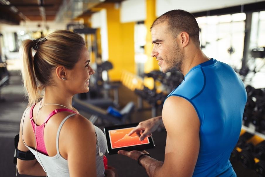 ¿Qué datos se obtienen en la valoración pre-activa del entrenamiento?