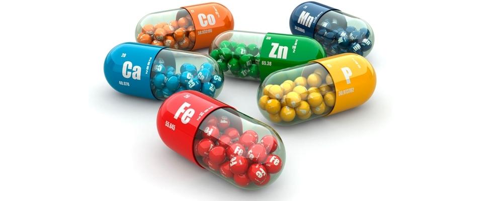 Micronutrientes - Los minerales