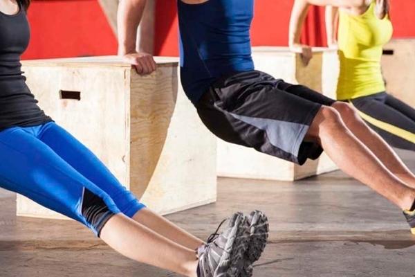 Realiza ejercicios complementarios