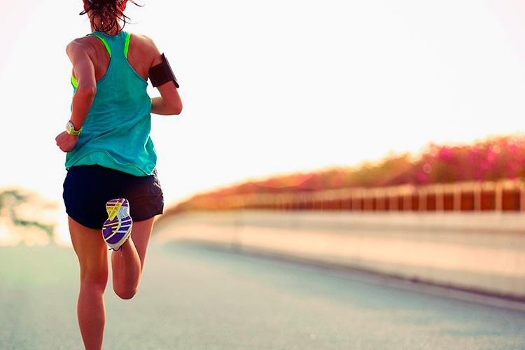Running, saludable