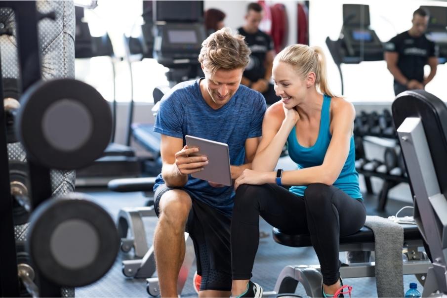 Valoración pre-activa del cliente para el entrenador personal