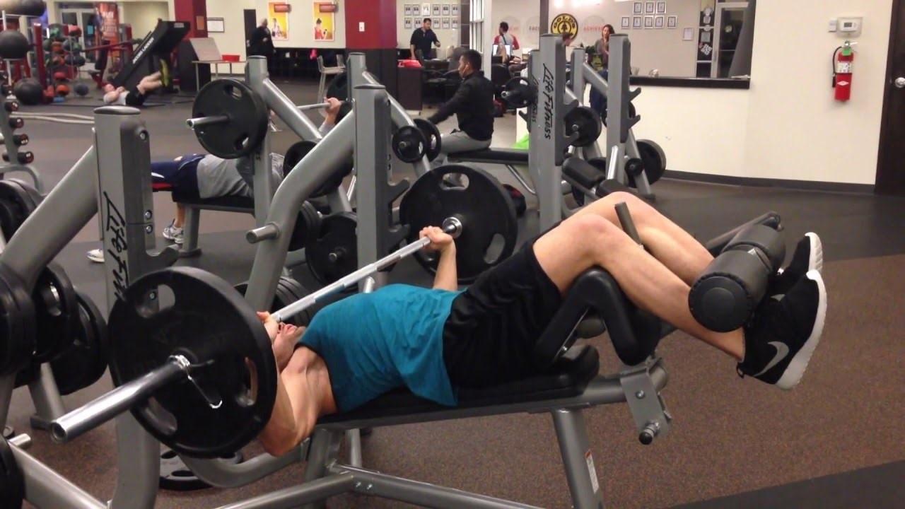 Press banca gym