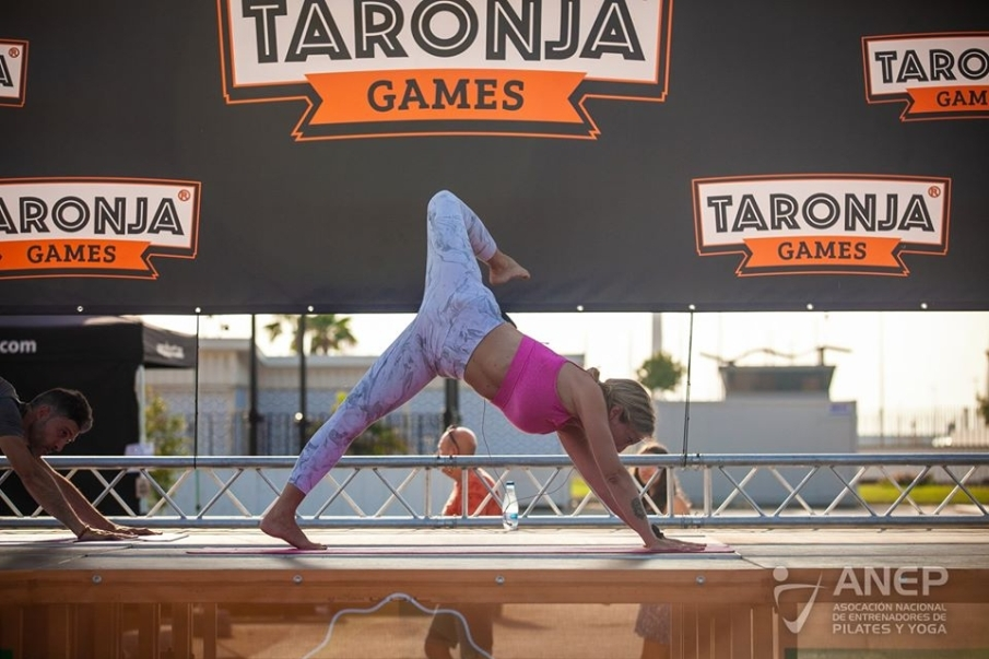 Vinyasa yoga para tonificar el cuerpo