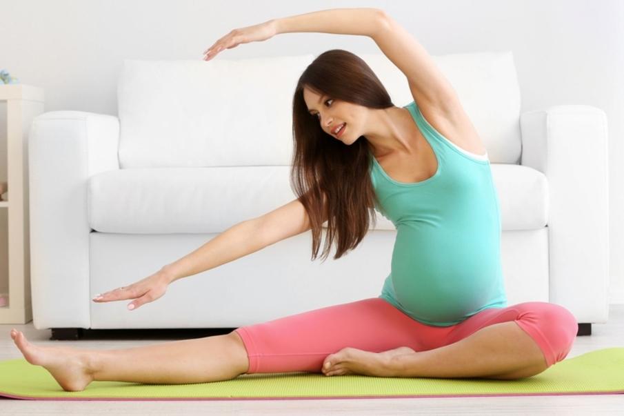 Yoga para el embarazo. Sus beneficios y contraindicaciones